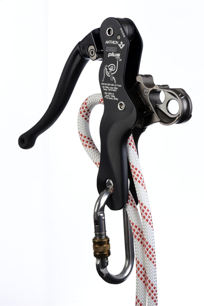 Anthron DSD+ (Double Stop Descender Plus)