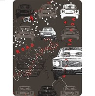 4Fun Car Kid Standard Scarf