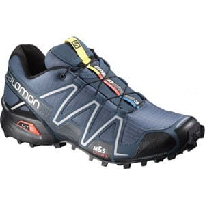 Salomon Speedcross 3 Shoes- Slateblue/Black/Bl
