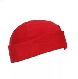 Cliff Climber Polar Skull Cap Red