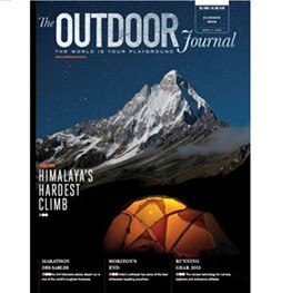 The Outdoor Journal Vol.1lssue1 Summer  2013 APR/JUN