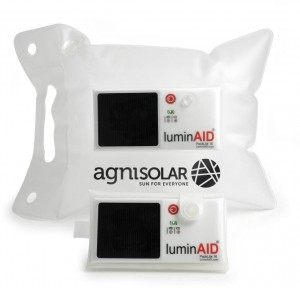 Agni Solar Inflatable Light 1 Solar Light