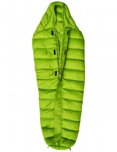 Gipfel Dras Sleeping Bag -30° C