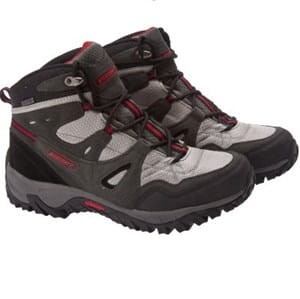 Wildcraft Amphibia Track Grey Hiking Shoe