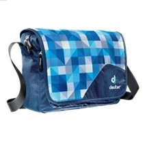Deuter Attend Messenger Bag –blue arrowcheck