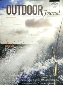 The Outdoor Journal Vol.3lssue 1 Autumn 2015 AUG/SEP/OCT