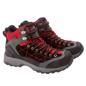 Wildcraft Amphibia Argil Shoes-Red