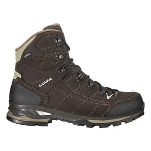 Lowa Men's Vantage GTX Mid , Brown/beige