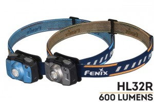 Fenix HL32R Rechargeable LED Headlamp