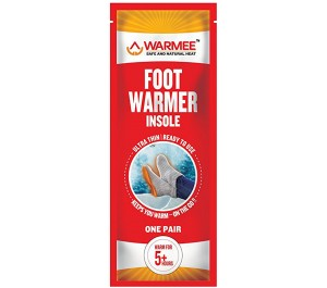 Warmee Foot Warmer (Pack of 2) - Heat Pouch