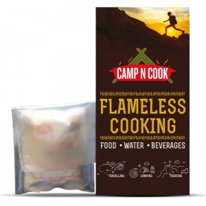 CAMP N COOK  - FLAMELESS COOKING - Pack of 5