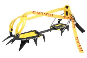 Grivel G12 Newmatic (W/AntiBott) Crampon
