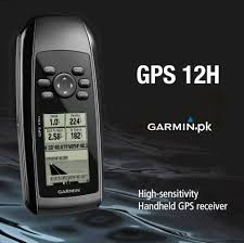 Garmin GPS 12H India Handheld Device