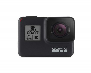 GoPro Hero7 Black Sports Action Waterproof Camera