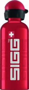 Sigg Wide Mouth Bottle 600ml Signature Red