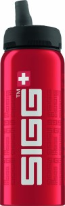 Sigg Nat Siggnificant Red 0.6 L Swiss Made Bottle