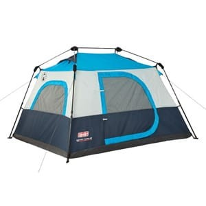 Coleman Tent Inst Cabin 4 Double Hub