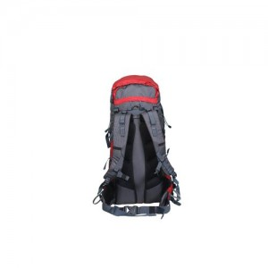Cliff Climbers Ruck Sack Root Cruiser 50L- RED-DARK GREY