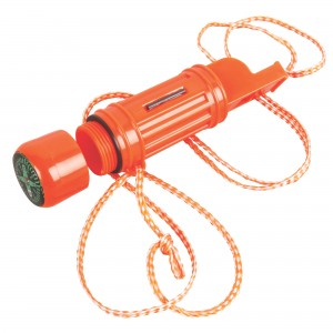 Coleman 5-in-1 Survival Whistle