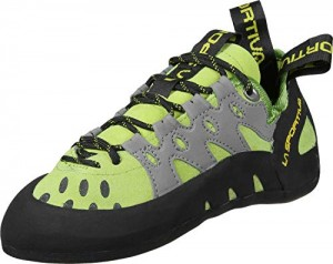 La Sportiva Tarantulace Rock Climbing Shoes Kiwi