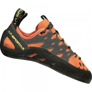 La Sportiva Tarantulace Rock Climbing Shoes Flame