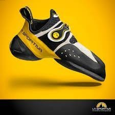 La Sportiva Solution Sport Climbing Shoes
