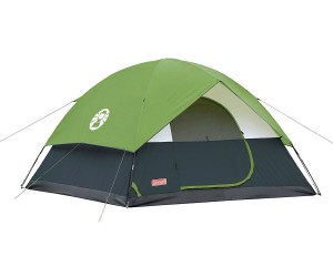 Coleman Sundome 4 Person Tent For Mountaineering(On Rent)