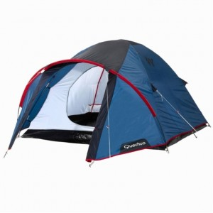 Quechua T3 Mountaineering Tent(On Rent)