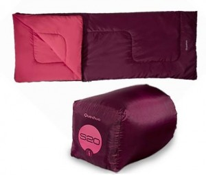 Quechua S20 All Seasons Sleeping Bag(On Rent)