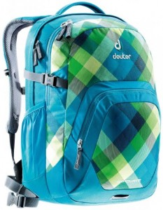 Deuter  Travel Backpack Graduate - Petrol Crosscheck