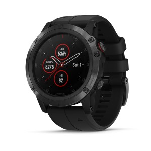 Garmin Fenix 5X Plus- Smart Watch