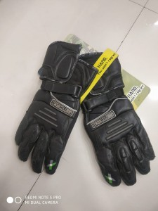Hawk motorcycle gloves