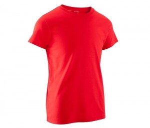 Domyos  Sportee T shirt Red