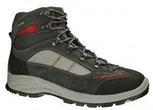 Lasportiva Cornon GTX Grey / Red Shoes