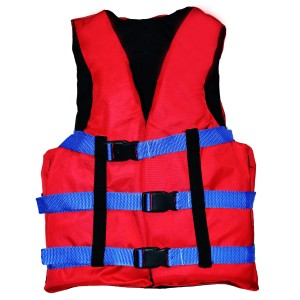 Stepin Manufactured Life Jacket