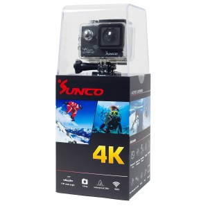 Sunco 4K Sports Action Waterproof Camera