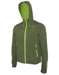 Traverse Nubra Softshell jacket Green