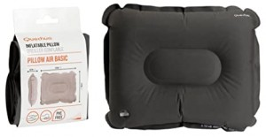 Quechua Inflatable pillow Basic Grey