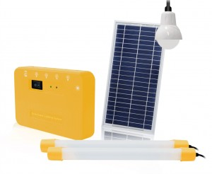 Agnisolar - Solar Home Lighting Kit 5