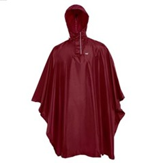 Wildcraft Hypadry Unisex Poncho-Red