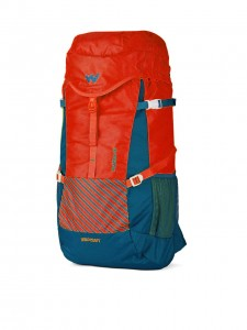 Wildcraft Roadster 40 Red Blue