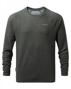 Craghoppers NosiLife Bayame Long Sleeve Tee Baselayer (Insect Repellent)