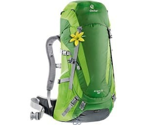 Deuter Ac Aera  28 Ltr-Green