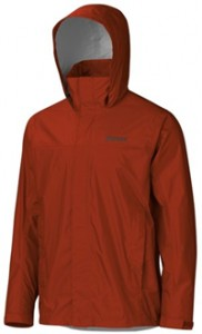 Marmot PreCip Jacket DARK RUST