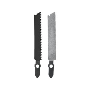 Leatherman Accessories Saw And File Black