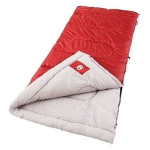 COLEMAN PALMETTO™ COOL WEATHER SLEEPING BAG