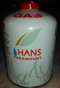 Hans Paramount Gas 450gm