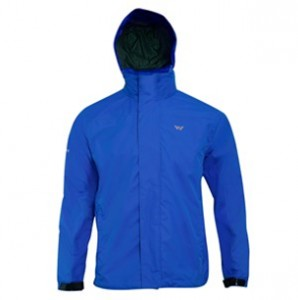 Wildcraft Hypadry Men's Pro Rain Jacket-Blue