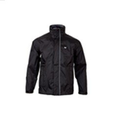 Wildcraft Hypadry Men's Pro Rain Jacket-Black
