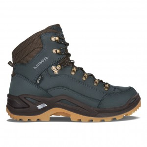 Lowa RENEGADE GTX MID navy/honey